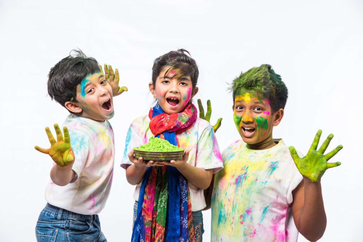 Holi with consent